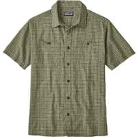 Exclusions French Days PATAGONIA PATAGONIA BACK STEP SHIRT TINO/INDUSTRIAL GREEN 18 - Ekosport