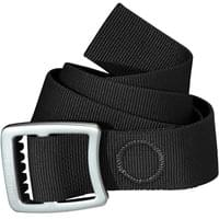 PATAGONIA TECH WEB BELT BLACK 20