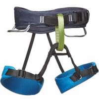 BLACK DIAMOND MOMENTUM HARNESS KIDS' KINGFISHER 19