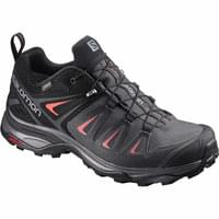 SALOMON X ULTRA 3 GTX W MAGNET/BLACK/MINERAL RED 20