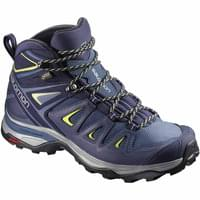 SALOMON X ULTRA 3 MID GTX W CROWN BLUE/EVENING BLUE/SUNNY LIME 20