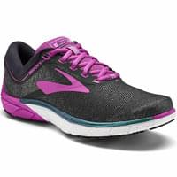 BROOKS PURECADENCE 7 W BLACK/PURPLE/MULTI 18