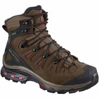 SALOMON QUEST 4D 3 GTX W TEAK/TEAK/TIBETAN RED 19