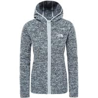 Haut THE NORTH FACE THE NORTH FACE W NIKSTER FULL ZIP HOODIE HGHRSGRYBLCKHTHR 19 - Ekosport