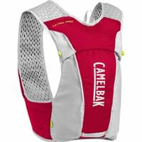 CAMELBAK ULTRA PRO VEST 17 OZ QUICK STOW FLASK CRIMSON RED/LIME PUNCH 18