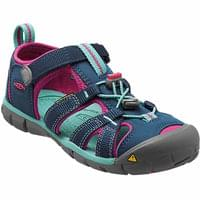 KEEN SEACAMP II CNX YOUTH POSEIDON/VERY BERRY 18