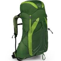 OSPREY EXOS 38 TUNNEL GREEN 20