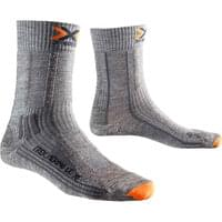 X-SOCKS TREK MERIN0 LIGHT LADY GRIS 18