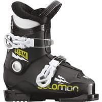 SALOMON TEAM T2 BLACK/ACID GREEN/WH 20