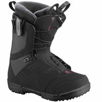 SALOMON PEARL BLACK 19