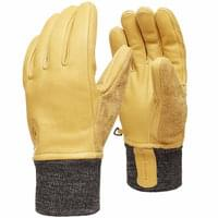 BLACK DIAMOND DIRT BAG GLOVES NATURAL 20
