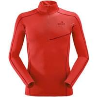 Landing Opé Marketing EIDER EIDER AMBIN 1/2 ZIP M ROUGE EIDER 19 - Ekosport