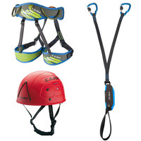 CAMP PACK FERRATA KINETIC ROCKSTAR RED 19