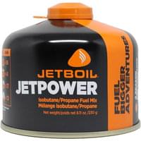 JETBOIL CARTOUCHE JETPOWER 230GR FUEL CANISTER 20