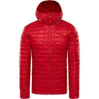 THE NORTH FACE M TBALL HDY RAGE RED 19