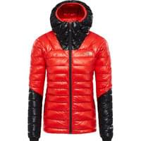 Textile - accessoires THE NORTH FACE THE NORTH FACE W SMT L3 DOWN HD FIERY RED/TNF BLACK 19 - Ekosport