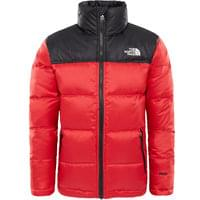 THE NORTH FACE B NUPTSE DOWN JKT TNF RED 19