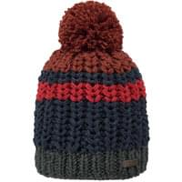 BARTS COLTON BEANIE RUST ONE SIZE 19