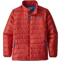 PATAGONIA BOYS' DOWN SWEATER FIRE 19