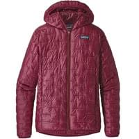 PATAGONIA W'S MICRO PUFF HOODY ARROW RED 19