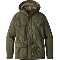 PATAGONIA ISTHMUS PARKA INDUSTRIAL GREEN 20
