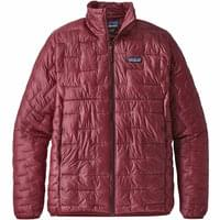 PATAGONIA MICRO PUFF JKT OXIDE RED 19