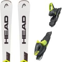 HEAD WORLDCUP REBELS I.SHAPE PRO AB + PR 11 GW 19