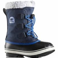 SOREL YOOT PAC NYLON COLLEGIATE NAVY/SUPER BLUE 19