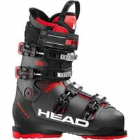 HEAD ADVANT EDGE 95 ANTHR/BLACK RED 19