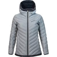 Technologie PEAK PERFORMANCE PEAK PERFORMANCE WFROSTDHRE OUTERWEAR MM WOVEN SILVER 19 - Ekosport