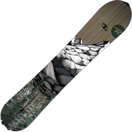 ROSSIGNOL XV WIDE SPLIT (WITH TAIL SKIN SLOTS) 20