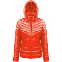 Boutique POIVRE BLANC POIVRE BLANC DOWN JACKET FIESTA ORANGE 18 - Ekosport