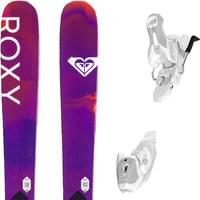 ROXY SHIMA ALL-MOUNTAIN + LITHIUM 10 SILVER 19
