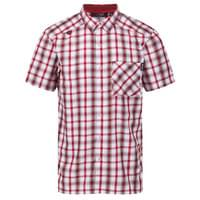 REGATTA MINDANO III DELHI RED CHECK 18