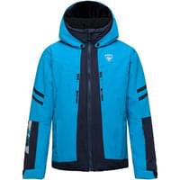 ROSSIGNOL BOY COURSE JKT BLUE JAY 19