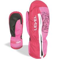 LEVEL DUDY MITT KID PINK 19