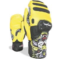 LEVEL SQ CF MITT YELLOW 20
