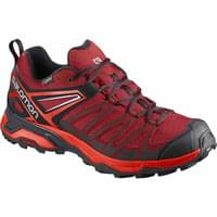 SALOMON X ULTRA 3 PRIME GTX RED DALHIA/FI 18