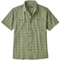 PATAGONIA BACK STEP SHIRT FOUNDER MATCHA GREEN 19