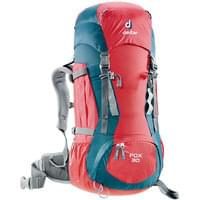 DEUTER FOX 30 ROUGE BLEU 19