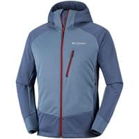 COLUMBIA STEEL CLIFF HD SOFTSHELL JKT DARK MOUNTAIN 19