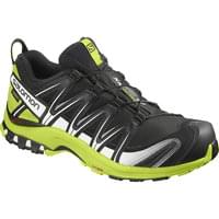 SALOMON XA PRO 3D GTX BLACK/LIME GREEN/WHITE 19