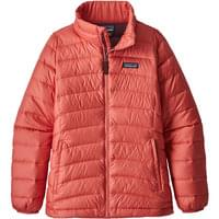 PATAGONIA DOWN SWEATER JR SPICED CORAL 19