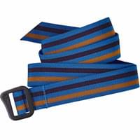 PATAGONIA FRICTION BELT FITZROY STRIPE ANDES BLUE 20