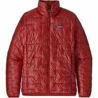PATAGONIA M'S MICRO PUFF JKT FORGE FIRE 20