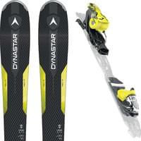 Collection DYNASTAR DYNASTAR LEGEND X75 + XPRESS 11 B83 BLACK/YELLOW 19 - Ekosport