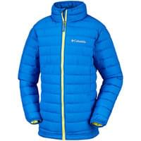 COLUMBIA POWDER LITE BOYS JKT SUPER BLUE 19