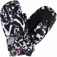DARE 2B WATCH OUT MITT SKI GLOVES KIDS BLACK WHITE 18