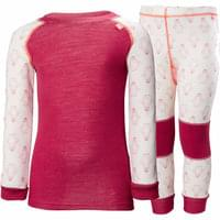 HELLY HANSEN K HH LIFA MERINO SET PERSIAN 19