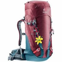 DEUTER GUIDE 30+ SL BORDEAUX/BLEU ARCTIQUE 19